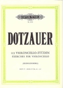 113 Violoncello Etüden - Heft 4 86-113 laflutedepan.com