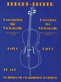Exercises for violoncello - Volume 1 1 à 13) laflutedepan.com