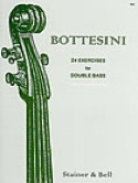 24 Exercices for Double bass Giovanni Bottesini laflutedepan.com