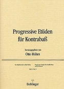 Progressive Etüden für Kontrabass, Heft 3 Otto Rühm laflutedepan.com