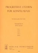 Progressive Etüden für Kontrabass, Heft 5 Otto Rühm laflutedepan.com