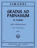 Gradus ad Parnassum, Volume 1 - String bass laflutedepan.com
