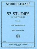 57 Studies, Volume 1 - String bass laflutedepan.com