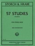 57 Studies, Volume 2 - String bass laflutedepan.com