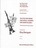 Traits D'orchestre Volume 1 Guy Dangain Partition laflutedepan.com