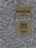 Traits d'orchestre pour hautbois, cor anglais et hautbois d'amour laflutedepan.com
