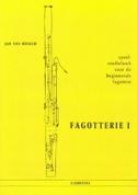 Fagotterie –Deel 1 - Jan van Beekum - Partition - laflutedepan.com
