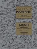 Traits d'orchestre pour basson et contrebasson laflutedepan.com