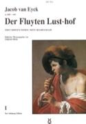 Der Fluyten Lust-hof - Bd. 1 Jacob van Eyck laflutedepan.com