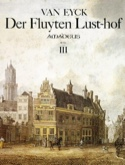 Der Fluyten Lust-Hof Volume 3 Jacob van Eyck laflutedepan.com