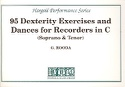 95 Dexterity exercises and dances - Recorders in C laflutedepan.com