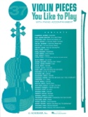 37 Violon Pieces You Like To Play - Partition - laflutedepan.com