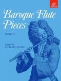 Baroque Flute Pieces - Volume 4 Partition laflutedepan.com