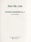 Bachianas brasileiras n° 6 – Flûte basson - laflutedepan.com