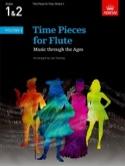 Time pieces - Volume 1 - Flute piano Partition laflutedepan.com