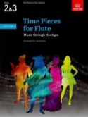 Time Pieces - Volume 2 - Flute piano Partition laflutedepan.com