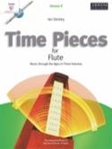 Time Pieces - Volume 3 - Flûte Piano +cd) Partition laflutedepan.com