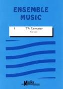 The entertainer -Ensemble Scott Joplin Partition laflutedepan.com