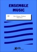 2 Strauss waltzes -Ensemble Johann (Fils) Strauss laflutedepan.com