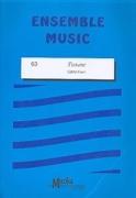 Pavane –Ensemble - Gabriel Fauré - Partition - laflutedepan.com