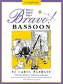 Bravo ! Bassoon - Carol Barratt - Partition - laflutedepan.com