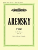 Trio d-moll op. 32 - parties - laflutedepan.com