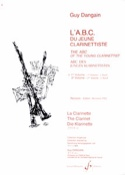 L'A.B.C. du jeune Clarinettiste – Volume 1 - laflutedepan.com