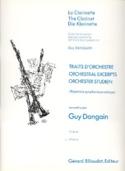 Traits D'orchestre Volume 2 Guy Dangain Partition laflutedepan.com