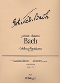 Variations Goldberg - Trio à cordes BACH Partition laflutedepan.com