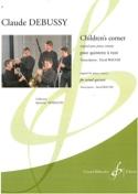 Children's Corner extraits) - Quintette à vent laflutedepan.com
