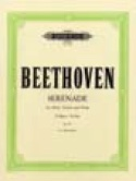 Serenade op. 25 D-Dur -Flöte, Violine Viola - Stimmen laflutedepan.com