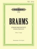 Streichquintett in F-Dur op. 88 - Stimmen BRAHMS laflutedepan.com