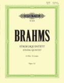 Streichquintett G-Dur op. 111 -Stimmen BRAHMS laflutedepan.com