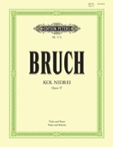 Kol Nidrei op. 47 – Alto Max Bruch Partition Alto - laflutedepan.com