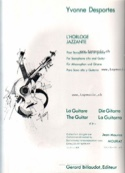 L' Horloge Jazzante - Yvonne Desportes - Partition - laflutedepan.com