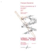 6 Duos concertants op. 3 - Volume 1 François Devienne laflutedepan.com