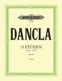 15 Etudes op. 68 – 2 Altos Charles Dancla Partition laflutedepan.com