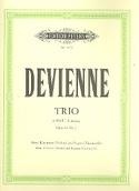 Trio a-moll op. 61 n° 3 -Flöte Klarinette Fagott - Stimmen laflutedepan.com