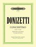 Concertino G-Dur – Englisch Horn Klavier - laflutedepan.com