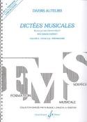 Dictées musicales – Volume 2 - Elève laflutedepan.com