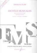 Dictées musicales – Volume 3 - Elève laflutedepan.com