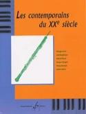 Les contemporains du 20ème siècle -Hautbois Partition laflutedepan