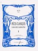 Pièces Classiques Volume 1 Frédéric Lainé Partition laflutedepan.com