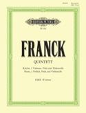 Quintette avec piano en fa mineur -parties instrumentales laflutedepan.com