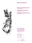 Pieces classiques en duo - Bernard Salles - laflutedepan.com