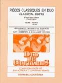 Pièces Classiques en Duo Volume 1 laflutedepan.com