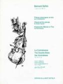 Pieces classiques en trio - Bernard Salles - laflutedepan.com