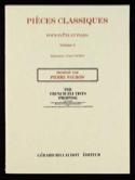 Pièces classiques - Volume 4 - Flûte et piano laflutedepan
