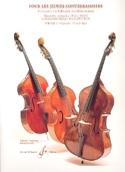 Pour les Jeunes Contrebassistes Vol.2 Bernard Salles laflutedepan.com