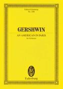 An American In Paris - Conducteur George Gershwin laflutedepan.com